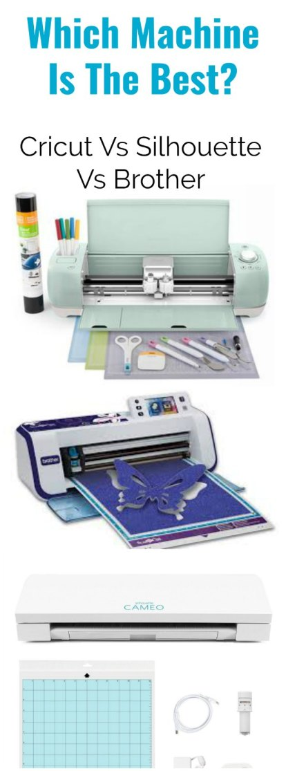 How is the cricut different from other cutting machines?