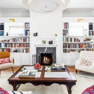 John Krasinski and Emily Blunt list Brooklyn Townhouse