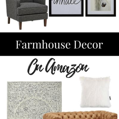 Farmhouse Furniture Amazon