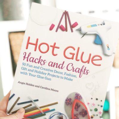 Hot Glue Crafts – book review