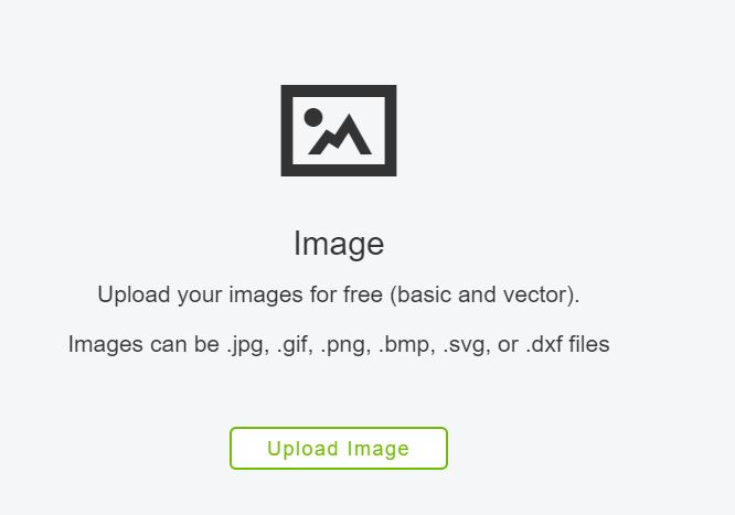 How To Upload A SVG File - upload an image many file types