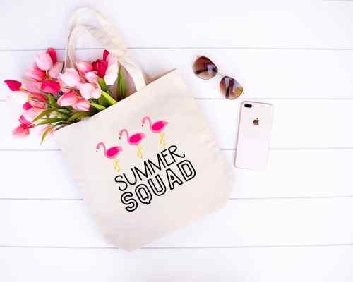 Flamingo Summer Squad