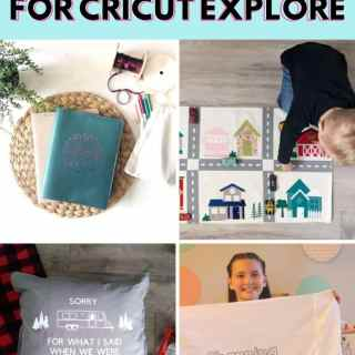 Beginner Projects for Cricut Explore Air 2