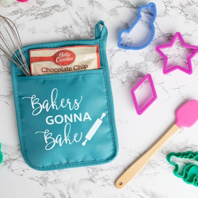 Potholder Baking Mix Gift Set