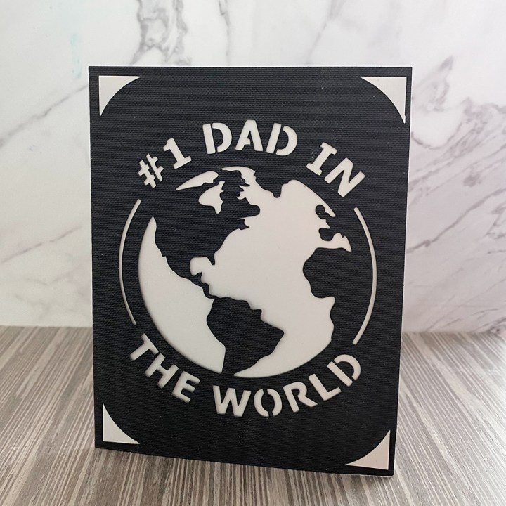 Make A Fathers Day Card In 5 Minutes