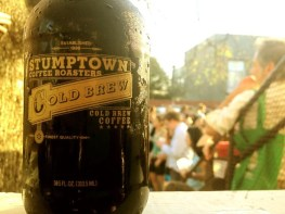 fighing fatigue with Stumptown Cold Brew