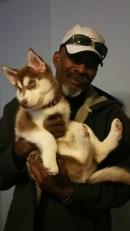 Dog walker will dog walk your puppy