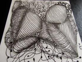 Zentangle Doodles 004