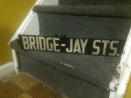 BRIDGE JAY ST $250