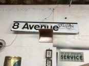 SUBWAY SIGN 2