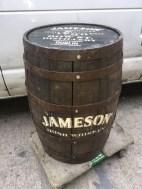 JAMESON WOOD BARREL