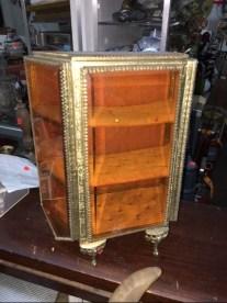 AMBER JEWELRY BOX