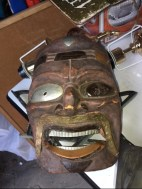 OLD MASK