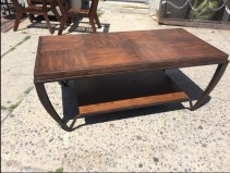 PIER 1 COFFEE TABLE