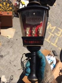 SEAGRAMS LAMP