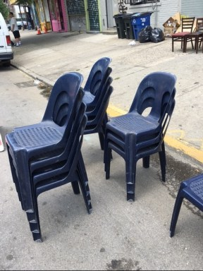 OUTDOOR CHAIRS 2