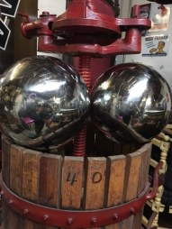 large-chrome-balls