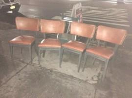 4-mid-century-kitchen-chairs