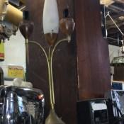MID CENTURY ITALIAN DESIGNER LAMP