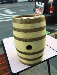 BARREL UMBRELLA STAND