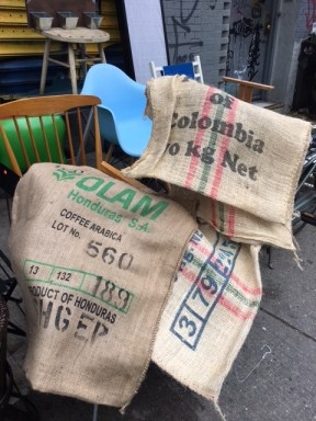 LARGE COFFEE SACKS
