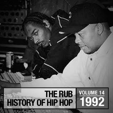 Photo of Hip-Hop History 1992 Mix