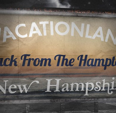 Photo of Vacationland – Back From The Hamptons