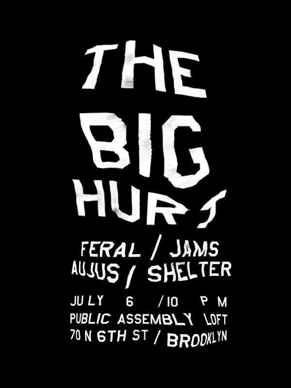 thebighurt-july