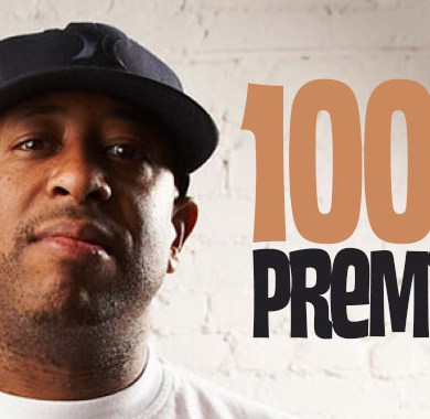 Photo of 100% DJ Premier