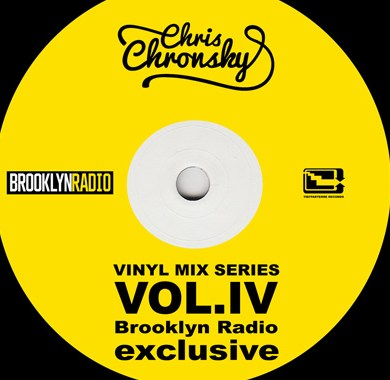 Photo of Exclusive Vinyl Mix by Chris Chronsky
