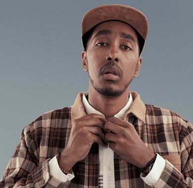 Photo of Oddisee Interview!