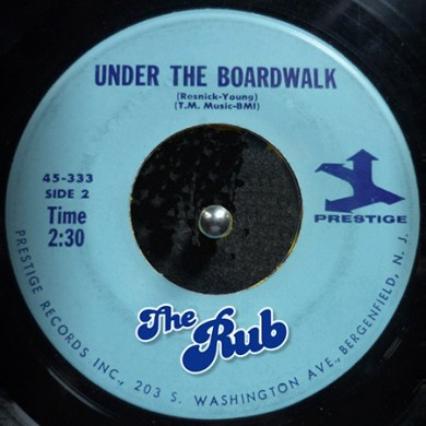 Photo of Rub Radio – Under The Boardwalk