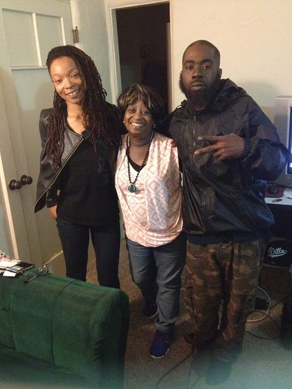 Ma Dukes and Frank Nitt