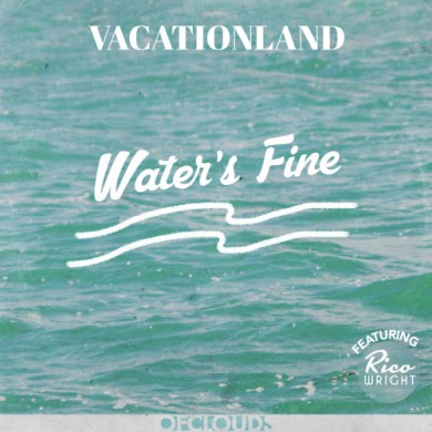 Photo of Water's Fine (Vacationland #24)