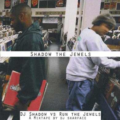 Photo of Shadow The Jewels (DJ Shadow vs Run the Jewels)