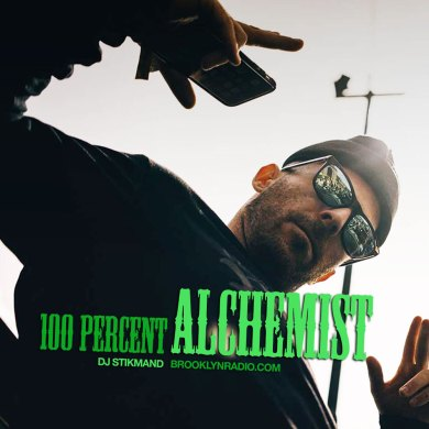 Photo of 100% Beats by Alchemist