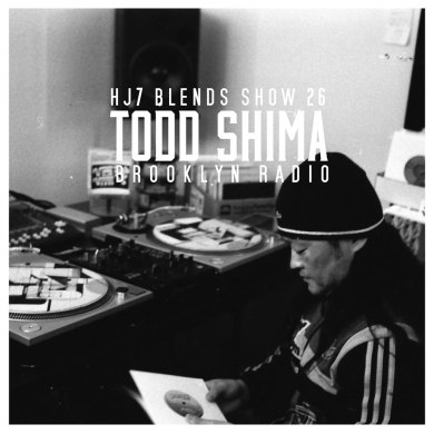 Photo of HJ7 Blends #26 – Todd Shima