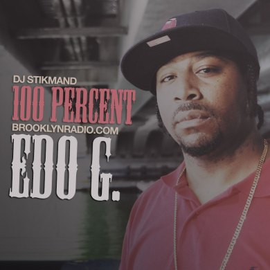 Photo of 100% Edo G