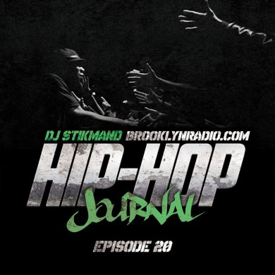 Photo of Hip Hop Journal Episode 20