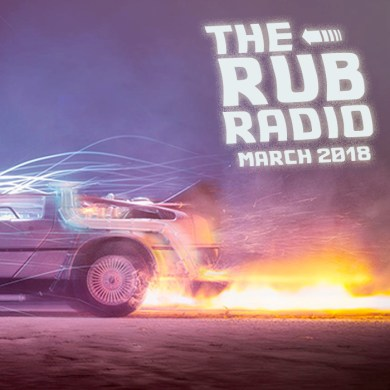Photo of Rub Radio (March 2018)