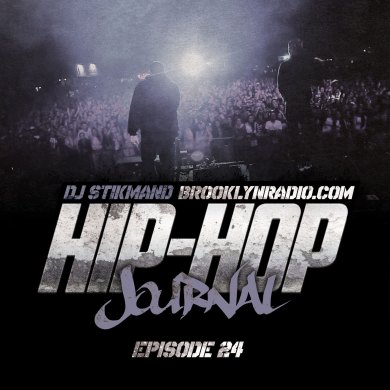 Photo of Hip Hop Journal Episode 24