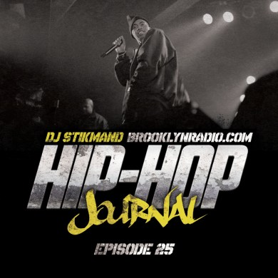 Photo of Hip Hop Journal Episode 25