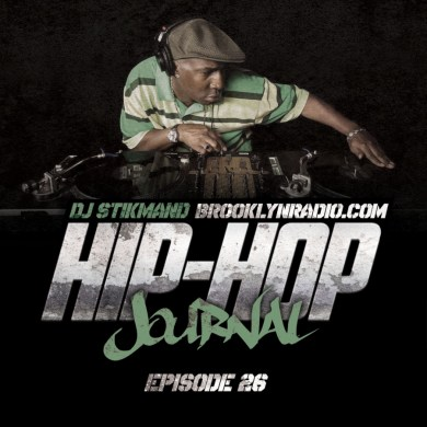 Photo of Hip Hop Journal Episode 26