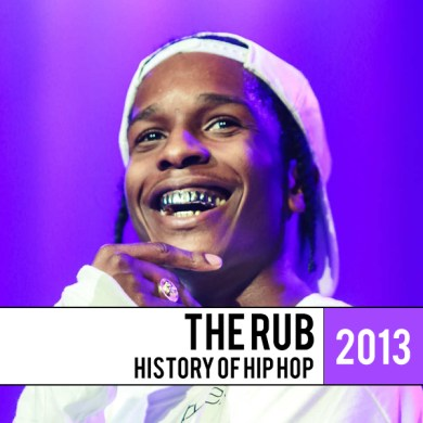 Photo of Hip-Hop History 2013 Mix