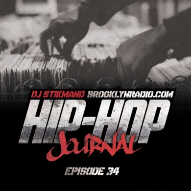 Photo of Hip Hop Journal Episode 34