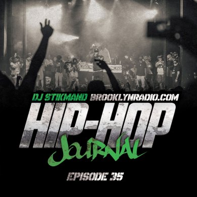 Photo of Hip Hop Journal Episode 35