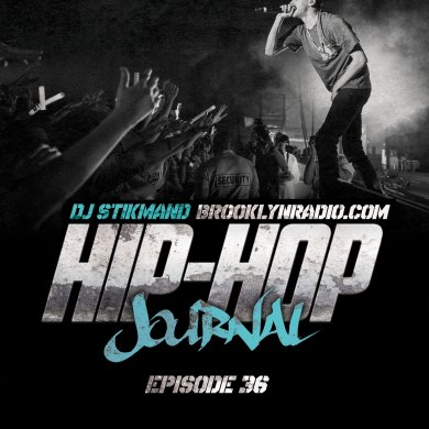 Photo of Hip Hop Journal Episode 36