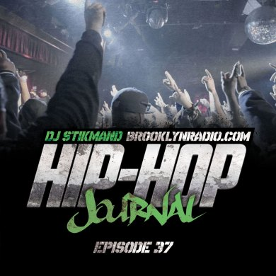 Photo of Hip Hop Journal Episode 37