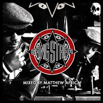 "Photo of Rub Radio – Matthew Africa ""Best of Gang Starr"""
