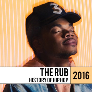 Photo of Hip-Hop History 2016 Mix